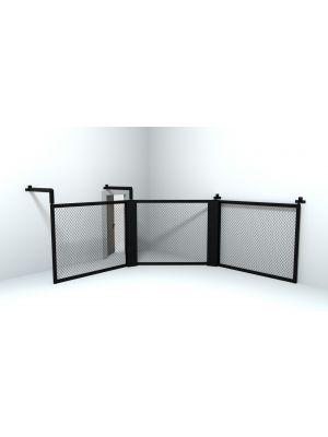Dojo Cage wall bracket