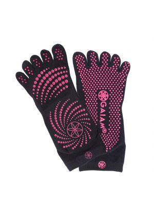 Gaiam Grippy-No Slip Yoga Socks