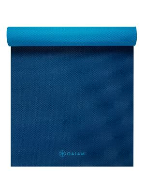 Gaiam 2 Color jogas paklājs