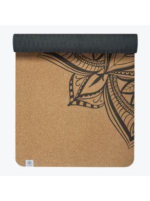 Gaiam Printed Cork korķa paklājs