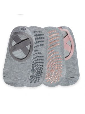 Gaiam Grippy Barre Folkstone 2-pack jogas zeķes