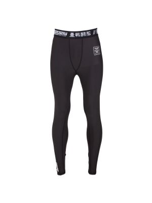 Tatami Black Nova Kompresijas Apģērbs Bikses