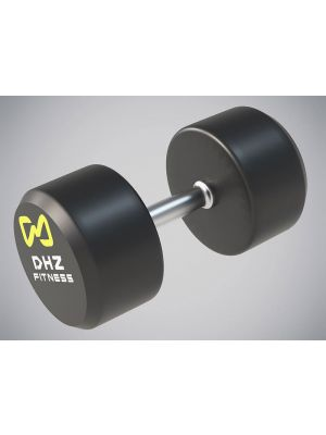 DHZ Fitness Rubber Dumbbell