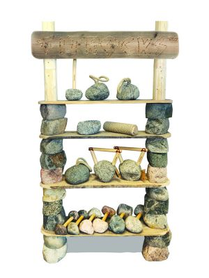 Gymstick Fitrocks Display