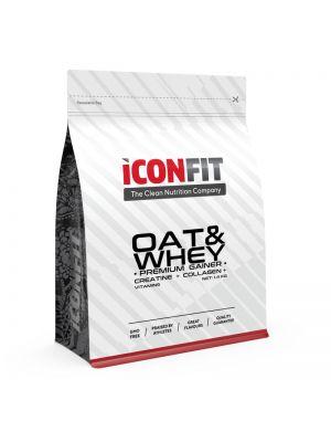 Iconfit OAT&WHEY Progainer 1,4kg Šokolādes