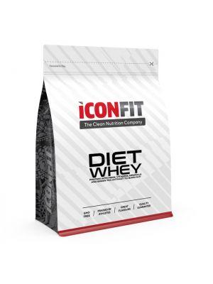 Iconfit Diet WHEY proteīns - Zemeņu 1kg