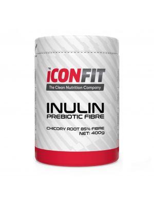 Iconfit Inulin 400g noderīgās šķiedrvielas