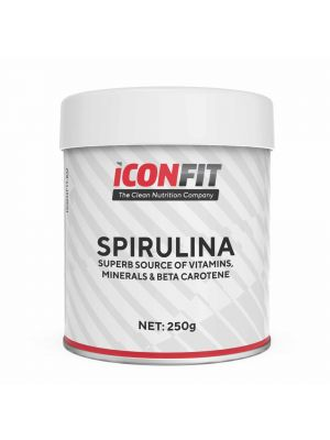 Iconfit Spirulīna pulveris 250g