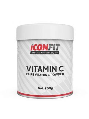 Iconfit C vitamīna pulveris 200g