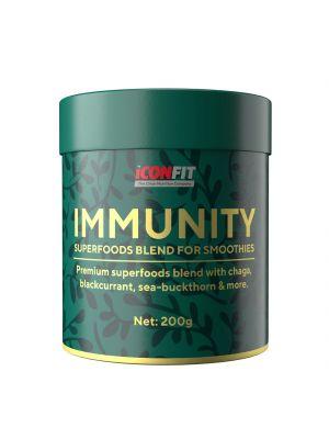 Iconfit Immunity Superfoods smūtijiem, 200g