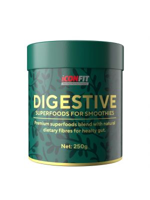Iconfit Digestive Superfoods smūtijem 250g