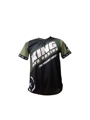 King Pro Vintage Kaki T-krekls