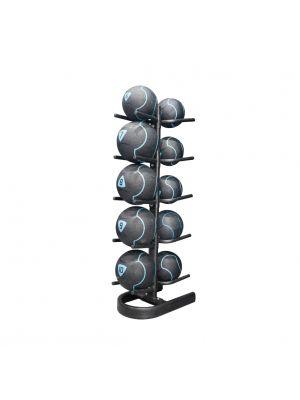 Livepro medicine ball rack pro