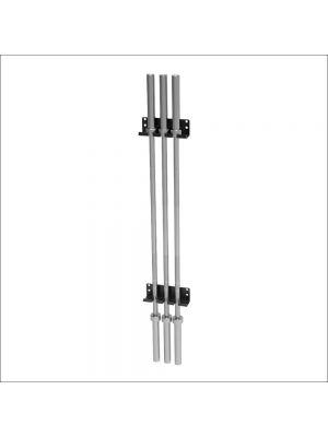 Livepro Vertical Barbell Rack statīvs svaru stienim