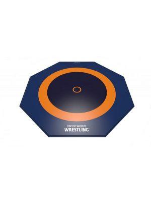 Dojo Octagon 12x12m 3-zone UWW certified cīņas paklājs