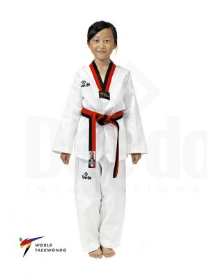 Daedo Poomse WT taekwondo formas tērps
