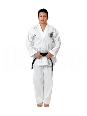 Daedo Silver ITF taekwondo formas tērps