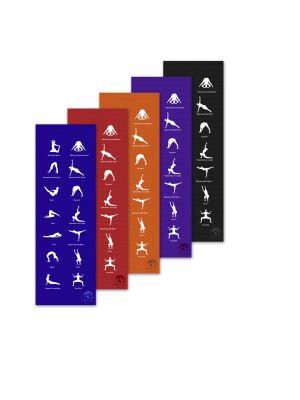 TrendySport YogaMat Home Matik vingrošanai un jogai
