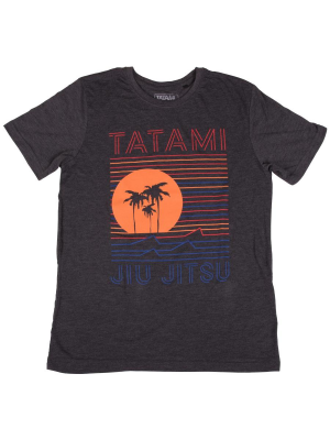Tatami Sunset Heather t-krekls