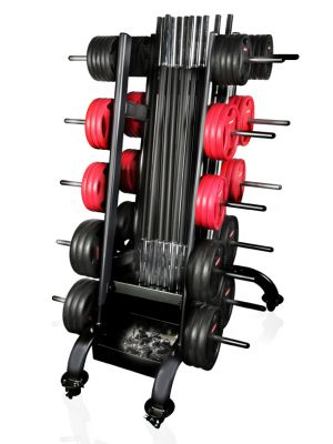 Gymstick Rack For Pro Pump Sets