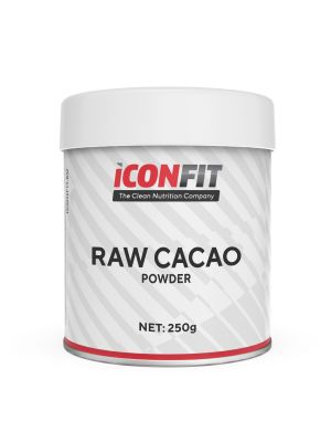 Iconfit neapstrādāta kakao pulveris 250g