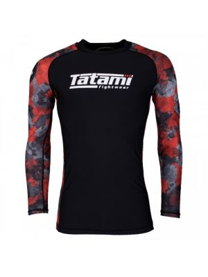 Tatami Renegade Camo kompresijas krekls