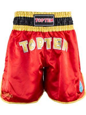 Top Ten WAKO boksa šorti